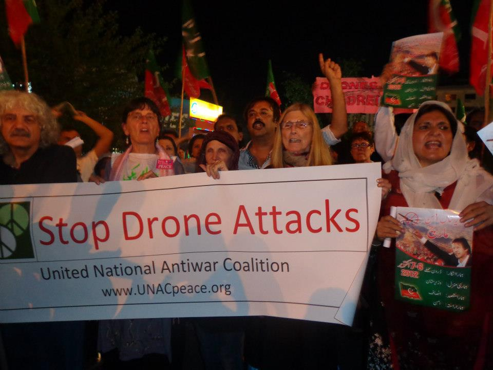 Stop the drones