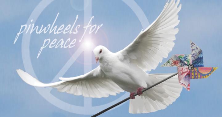 pinwheelsforpeace